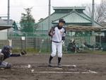 球技同好会Qとの試合(03/26)